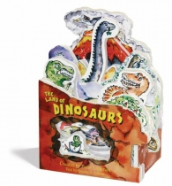 Mini House: Land of the Dinosaurs