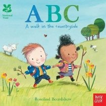 ABC A Walk in the Countryside Board Book