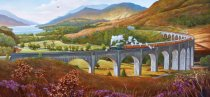 Jigsaw Glenfinnan Viaduct 636pc