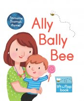 Ally Bally Bee Board Book (Jun)