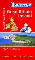 Great Britain & Ireland Mini Map
