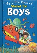 My Little Book of Stories for Boys (May)