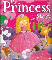 My Princess Story Board Book (May)