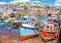 Jigsaw Mevagissey Harbour 1000pc