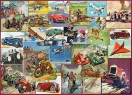 Jigsaw Racing Game 1000pc