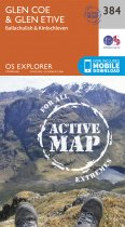Explorer Active 384 Glen Coe & Glen Etive