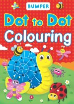 Bumper Dot to Dot Colouring (Feb)
