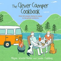 Clever Camper Cookbook, The (Mar)