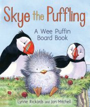 Skye the Puffling Board Book (Mar)
