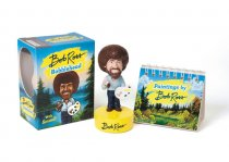 Bob Ross Bobblehead Kit