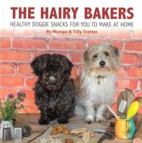 Hairy Bakers: Healthy Doggie Snacks