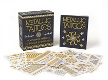 Metallic Tattoos Kit