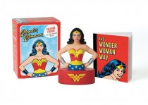 Wonder Woman Talking Figure & Book Kit
