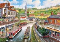 Jigsaw Ye Olde Mill Tavern 1000pc