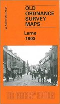 Old OS Map Larne 1903