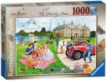 Jigsaw Stately Home 1000pc