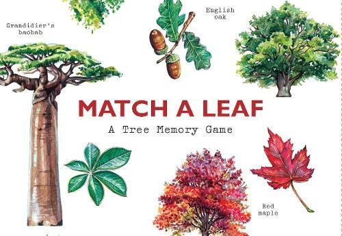 Match a Leaf Tree Memory Game (Aug)