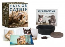 Cats on Catnip: Grow Your Own Catnip Kit (Oct)