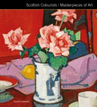 Scottish Colourists: Masterpieces of Art (Jan)