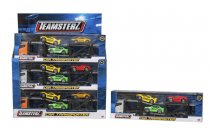 Teamsterz Car Transporter With Cars (DPU12)