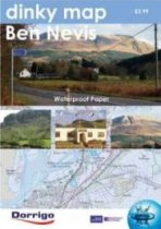 Dinky Map Ben Nevis (Waterproof)