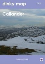 Dinky Map Callander (Waterproof)