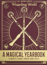 Harry Potter Wizarding World Yearbook (Dec)