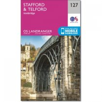 Landranger 127 Stafford & Telford, Ironbridge