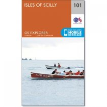 Explorer 101 Isles of Scilly
