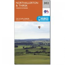Explorer 302 Northallerton & Thirsk, Catterick & Bedale