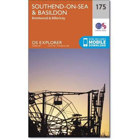 Explorer 175 Southend-on-Sea & Basildon