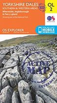 Explorer Active OL 02 Yorkshire Dales South & Western