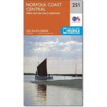 Explorer 251 Norfolk Coast Central