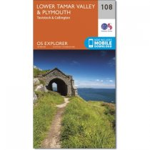 Explorer 108 Lower Tamar Valley & Plymouth