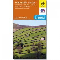 Explorer OL 30 Yorkshire Dales Northern & Central