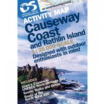 Activity Map Causeway Coast & Rathlin Island