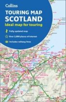 Scotland Touring Map (Mar)