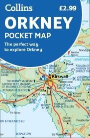Orkney Pocket Map (Feb)