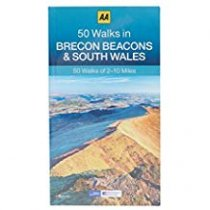 50 Walks Series Brecon Beacons & South Wales