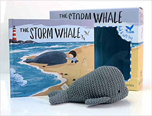 Storm Whale Book & Toy, The (Dec)