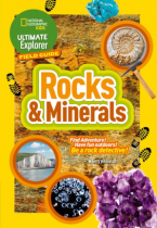 Ultimate Explorer Rocks & Minerals (Mar)