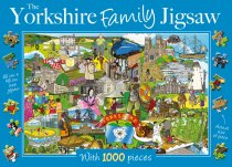 Jigsaw Yorkshire Family 1000pc (Feb)