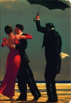 Jack Vettriano Singing Butler Notebook