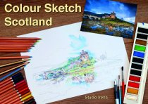 Colour Sketch Scotland (Feb)