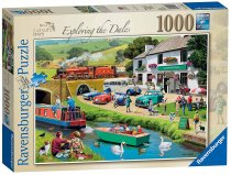 Jigsaw Exploring the Dales 1000pc