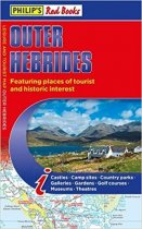Red Books: Outer Hebrides Tourist Map (May)