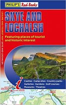 Red Books: Skye & Lochalsh Tourist Map (May)