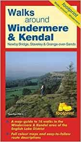 Footprint Map Walks Around Windermere & Kendal