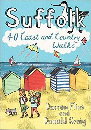 Suffolk: 40 Coast & Country Walks