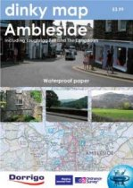 Dinky Map Ambleside (Waterproof)